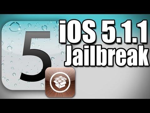 iOS 5.1.1 Untethered Jailbreak Tutorial [Alle Geräte unterstützt] German Deutsch