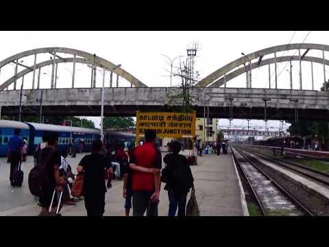 Katpadi Junction Of Indian Railways : Gateway For Vellore, CMC Hospital & Famous Institutes.