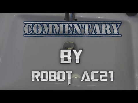 Slow Sink Drainage: Ft. Robot AC 21