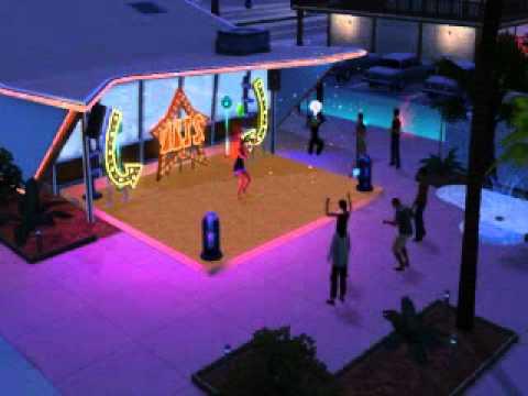 Sims3 Faire des concerts