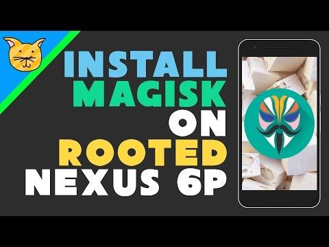 Convert SuperSU Rooted Nexus 6P to Magisk (MagiskSU)
