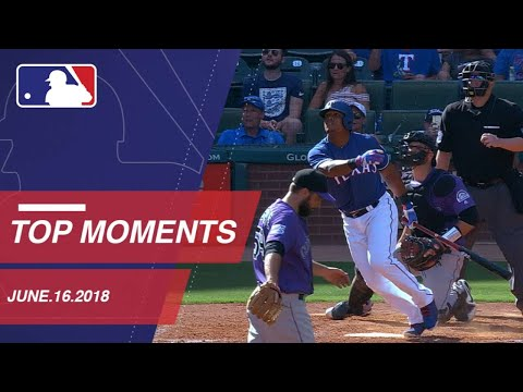 Watch the Top 10 Plays of the Day from June 16