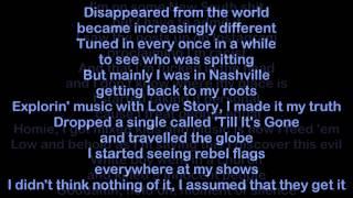 Yelawolf - To Whom It May Concern [HQ & Lyrics]