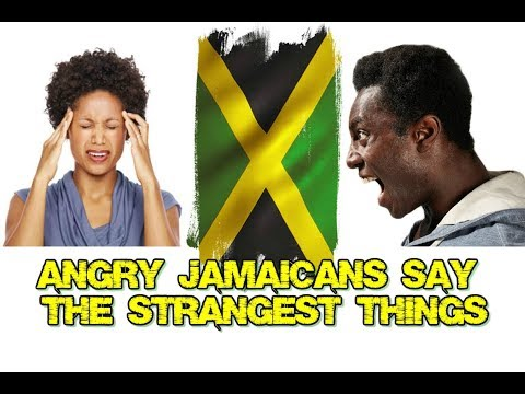 15 Words Only Offensive To Jamaicans