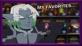 My 5 Favorite World of Warcraft Books!