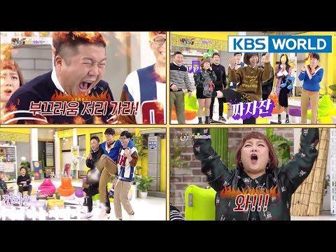 Happy Together | 해피투게더 – Park Narae, Heo Kyeonghwan, Park Jiseon, Cho Saeho [ENG/2018.02.15]