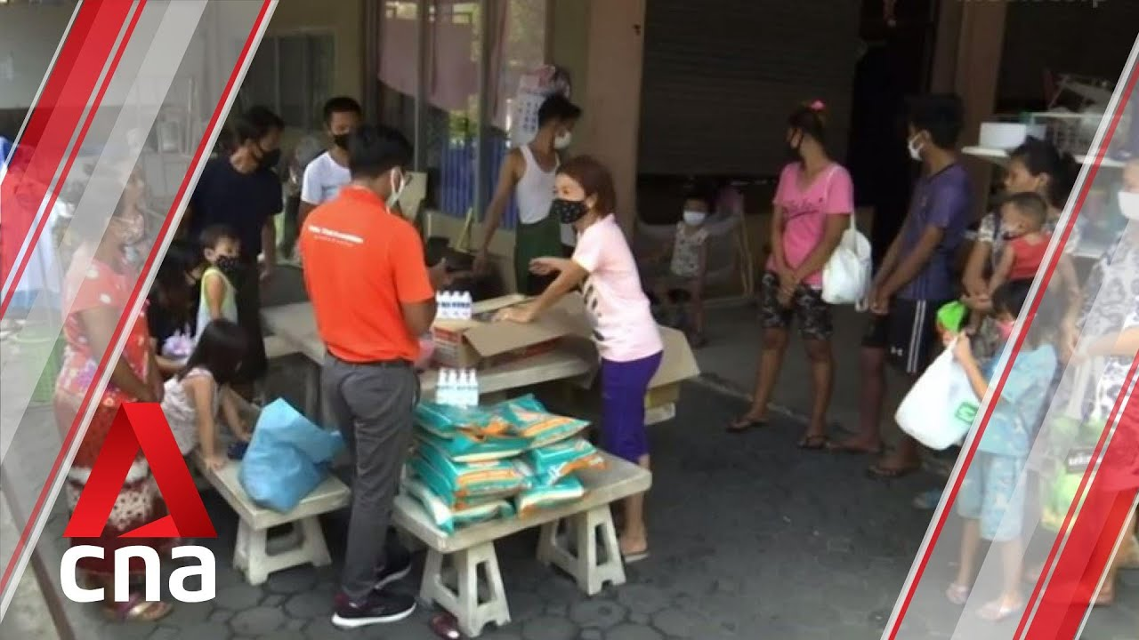 Migrant workers in Thailand struggle to get by amid COVID-19 pandemic