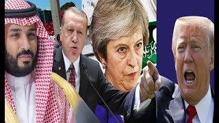 WARAR DEG DEG: Xog Yaab leh oo laga helay meydkii Khashoggi, MBS & Turkey, Dagaalka Trump & Yurub