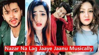 Nazar Na Lag Jaaye Jaanu Musically   Aashika Bhatia, Manjul Khattar, Naveen Sharma, Hasnain, Faisu