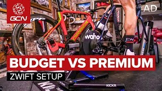 Budget Zwift Setup Vs Premium   What Is The Difference?