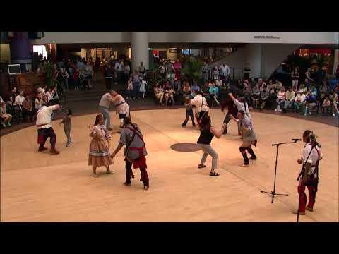 Cherokee Days 2018 - Cherokee Traditional Dances