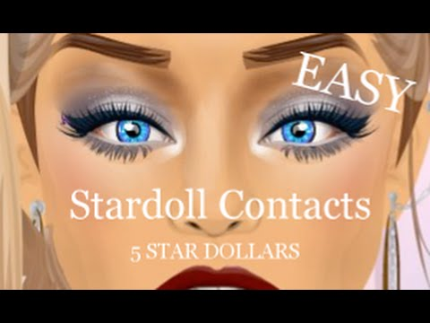 STARDOLL EYE CONTACTS ( EASY ) 5 STAR DOLLARS