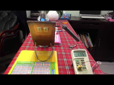 TEST for Thermal resistance of adhesive tape