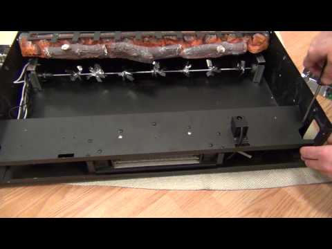 Wall Mount Fireplace Circuit board replacement