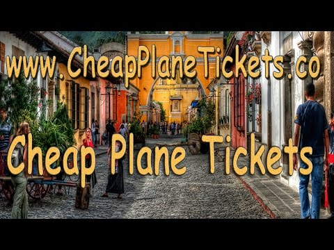 Cheap Flight Tickets - CheapTickets - Cheap Plane Tickets