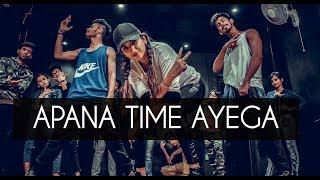 APANA TIME AYEGA   Gully Boy   Tejas Dhoke Choreography   Team Dancefit