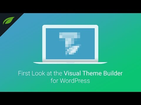 First Look at the Upcoming Thrive Theme Builder