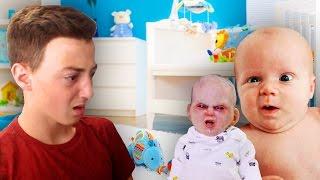 #x202b;התינוקות הכי מוזרים בעולם!#x202c;lrm;