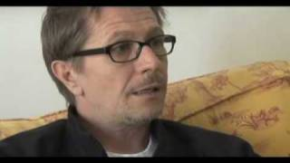 Gary Oldman talks about his Dad