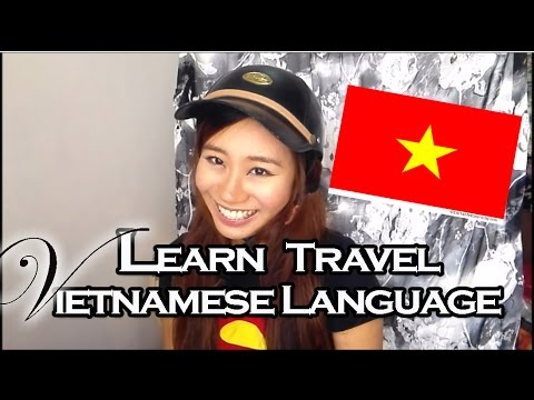 Learn Travel Vietnamese Language EASY!