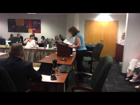 Common Core Testimony to the Ohio School Board 6/11/13