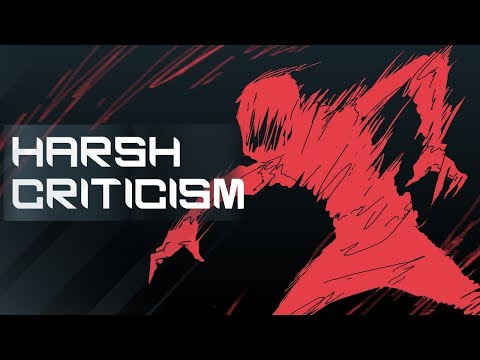 How to Handle HARSH Criticism