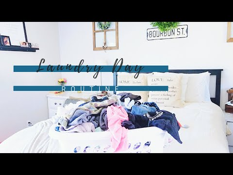 LAUNDRY DAY ROUTINE -  V E D A  9