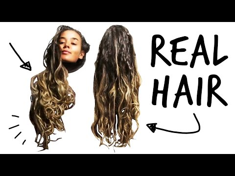 How to Grow LONGER & THICKER Hair FAST