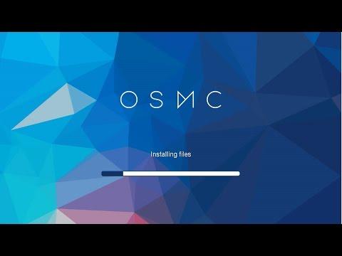 Raspberry Pi OSMC Media Player