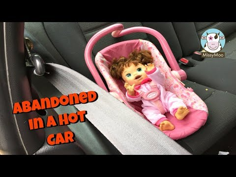 Baby Alive Rescue of a Baby in a hot car