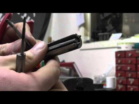 How To Disassemble A Stirling Bolt