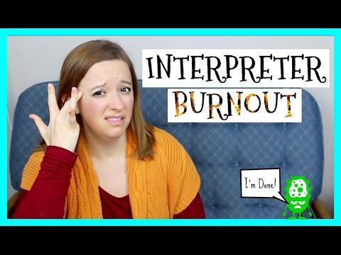Interpreter Burnout ┃ ASL Stew