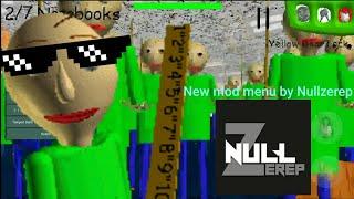baldis basics mod menu free download