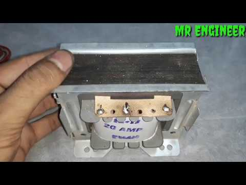 12 Volt 20A Battery Charger (DIY) In Urdu/Hindi