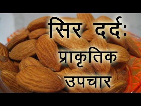 Headache Cure Video - Headache Cure Remedies (Hindi)