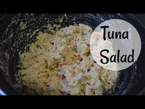 How To Make Tuna Salad | CWF
