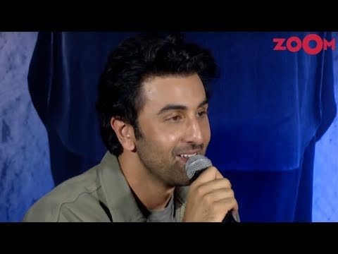 Ranbir Kapoor's FUNNY Reply On His Girlfriend List | His Father's Reaction On Sanju's Trailer & More