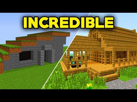 Top 10 Minecraft Starter Houses