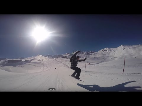 Ski / Snowboarding Trip - Val Thorens - 3 Valleys - French Alps - FEB 2016 - Go Pro Hero 4 +