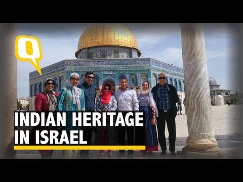Did You Know About This 800-Year-Old Indian Heritage In Jerusalem? - The Quint