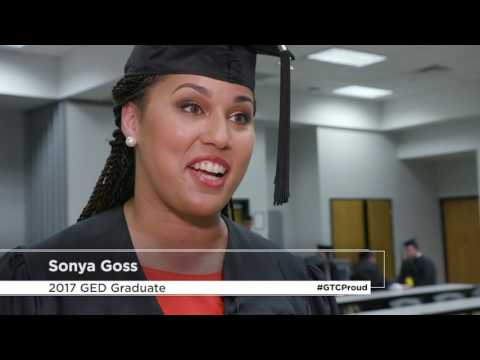 Gwinnett Tech 2017 GED Graduation