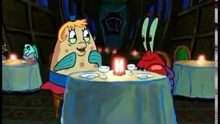 SpongeBob SquarePants: Mr. Krabs and Mrs. Puff on a date