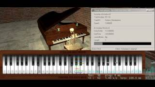 Virtual Piano - Cohens Masterpiece