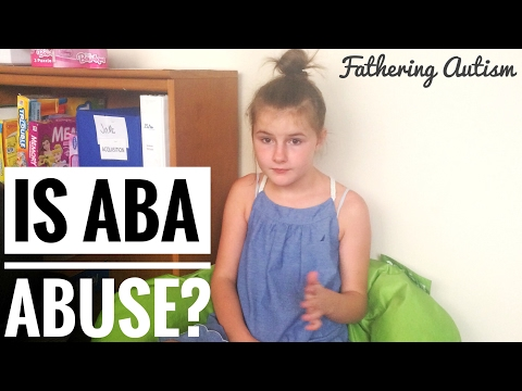Is ABA Therapy Child Abuse? | Stim Suppression | Am I Wrong? | Fathering Autism Vlog