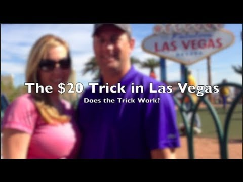 $20 Trick in Las Vegas for Hotel Room Upgrade | How Does It Work?