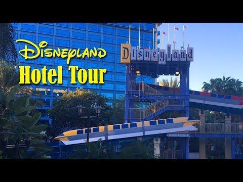 Disneyland Hotel Room Tour