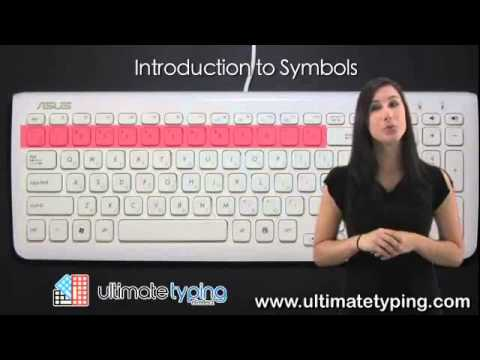 Learn How To Type Symbols