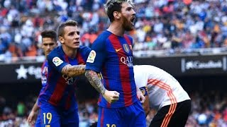 Lionel Messi ● 5 Crazy Fights & Angry Moments in 2016 ► Don