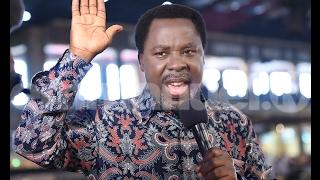 SCOAN 05/03/17: Mass Prayer Deliverance with TB Joshua - Momisi