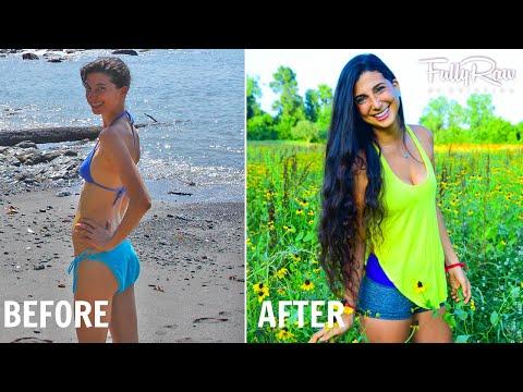 WHY EAT FULLYRAW? | MY TRANSFORMATION